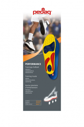Pedag Performance Shoes Insoles -
