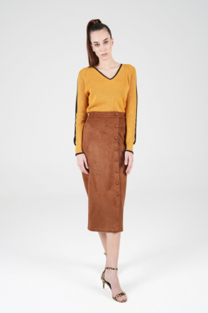 Ekol Women's Skirt - 01085