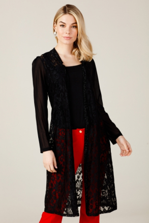 ON Women's Lace Long Cardigan - 32916
