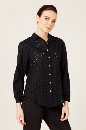 ON Women's Self-Patterned Shirt