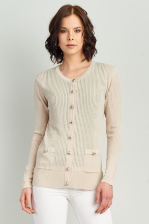 ON Women's Buttoned Cardigan - 33916