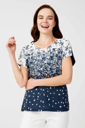 ON Women's Floral Printed Blouses