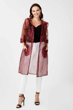 ON Women's Patterned Cardigan - 32045