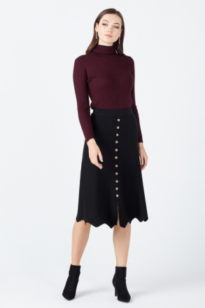 ON Women's Knitwear Skirt - 35155
