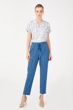 On Women's Elastic Tight Trousers