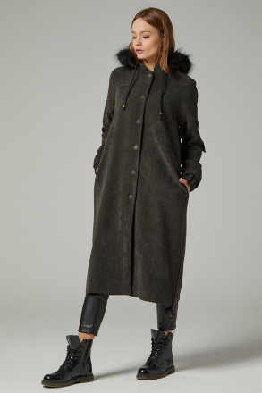 Etesettur Women's Coat