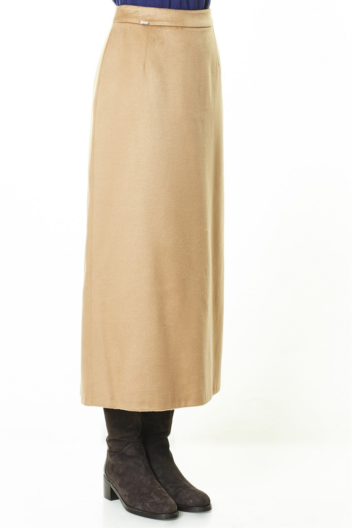 Armine - Women's Skirt -  Brown