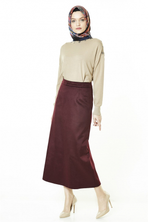 Armine - Women's Skirt - Purpule