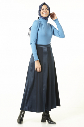 Armine Skirt - Blue