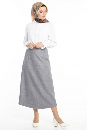 Armine Women's Skirt - Grey