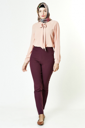 Armine Women Pants - 8k2639 Purpule