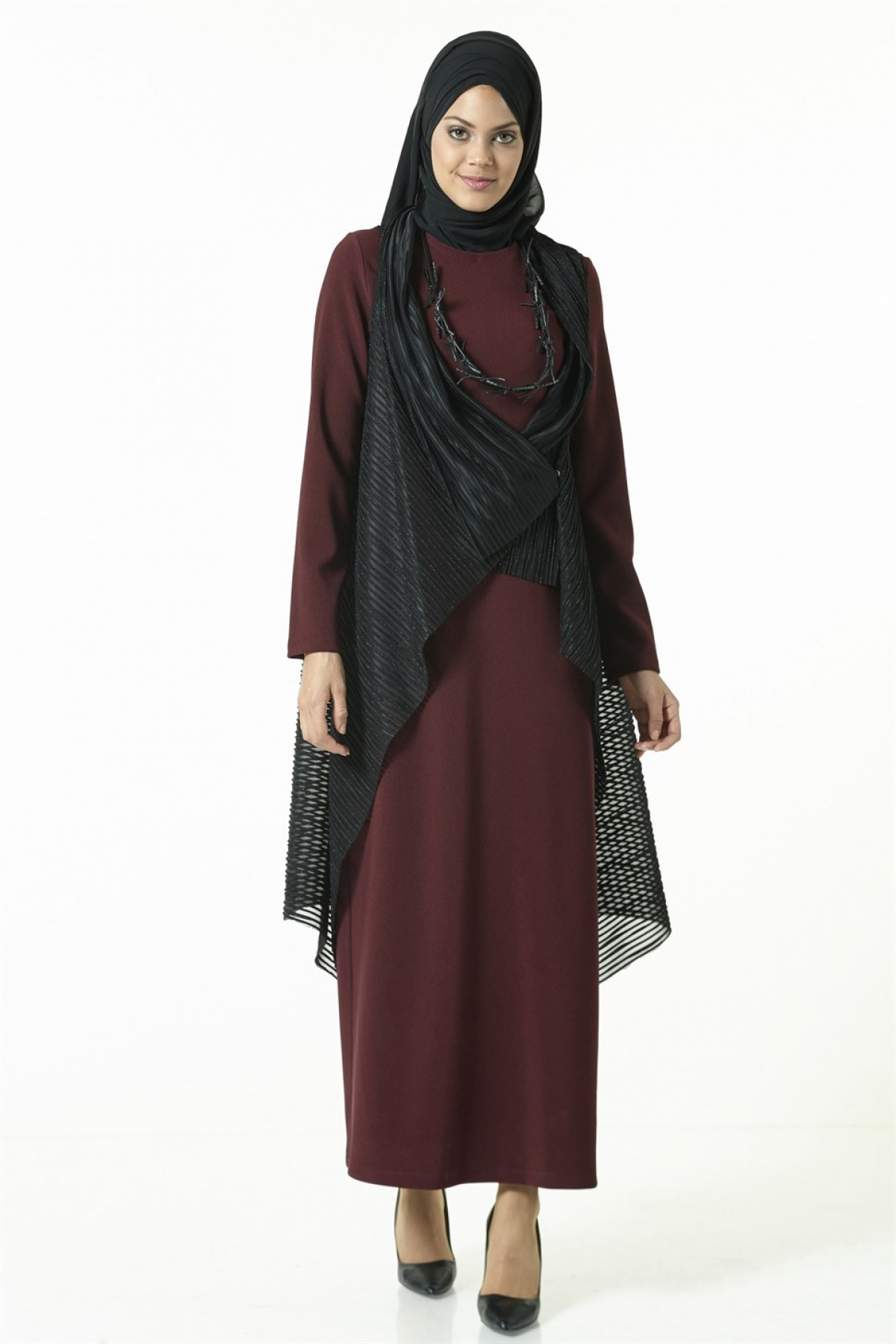Armine - Women Dress  Purpule