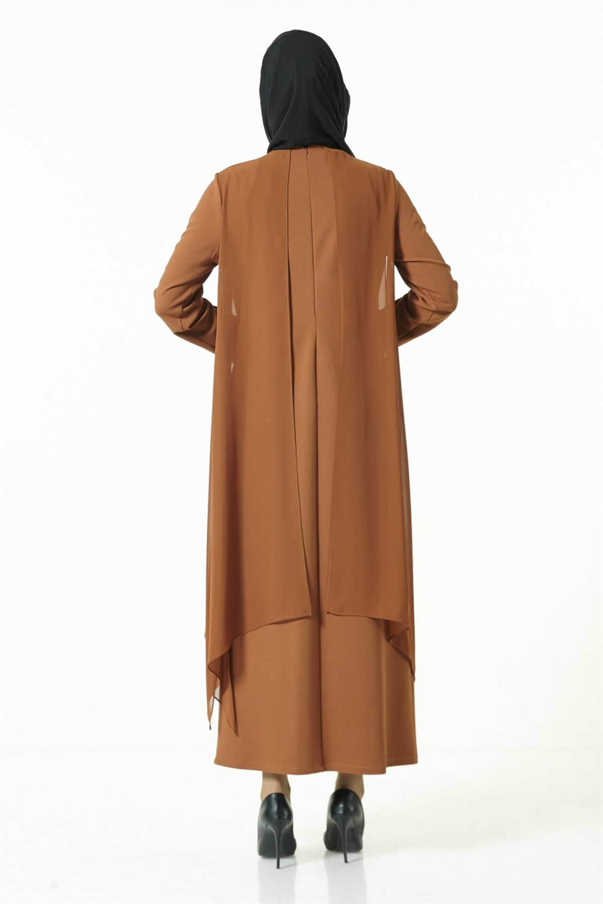 Armine Women Dress -  Brown