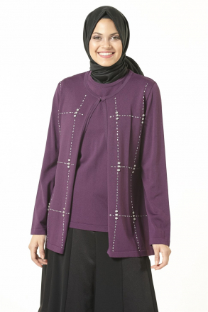 Armine Women's Set - Purpule