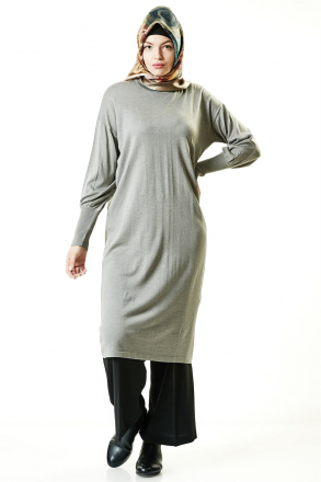 Armine Women's Tunic - Grey
