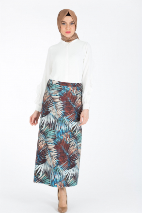 Armine Women Skirt - Brown