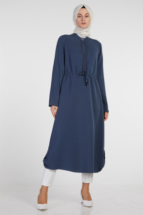 Armine Lacing Detailed Women's Tunic -