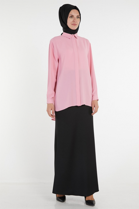 Armine - Women's Blouse - زهري