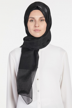 Armine Women's Shawl Black