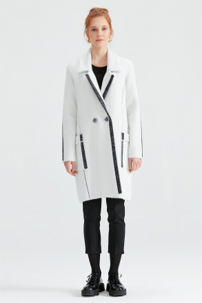 Women's Knitwear Coat / B9