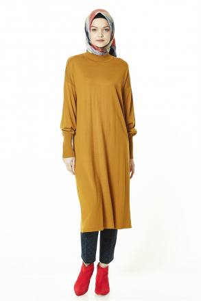 Armine Women's Tunic - Yellow