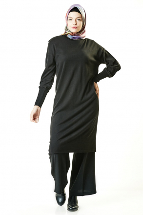Armine Women's Tunic - Black