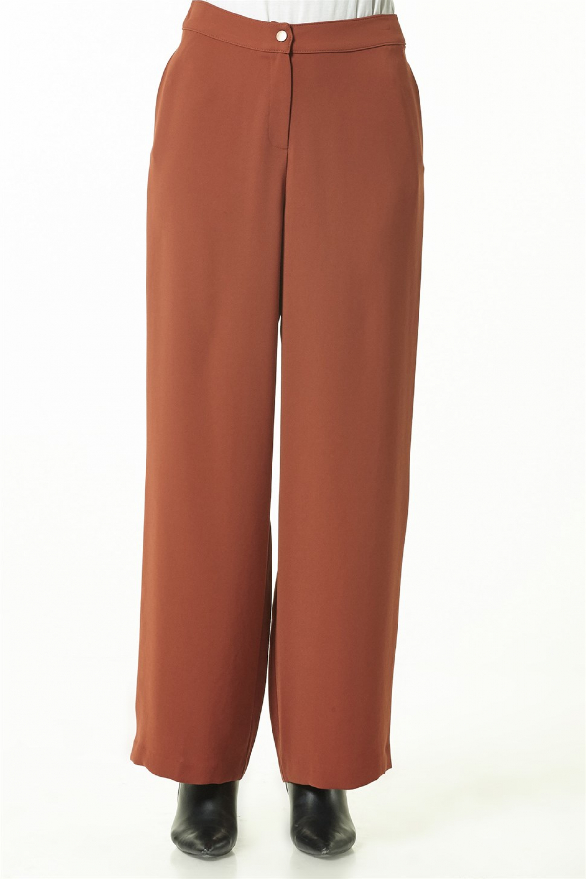 Armine Women's Trousers -  Red
