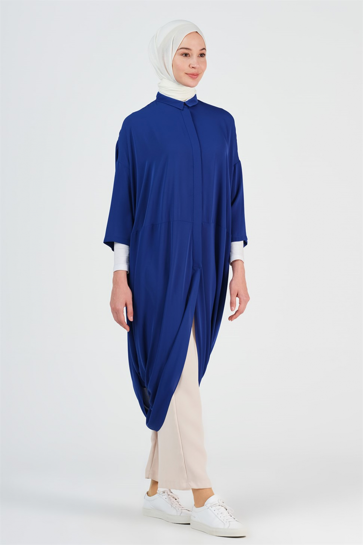 Armine Women's Tunic -  Blue