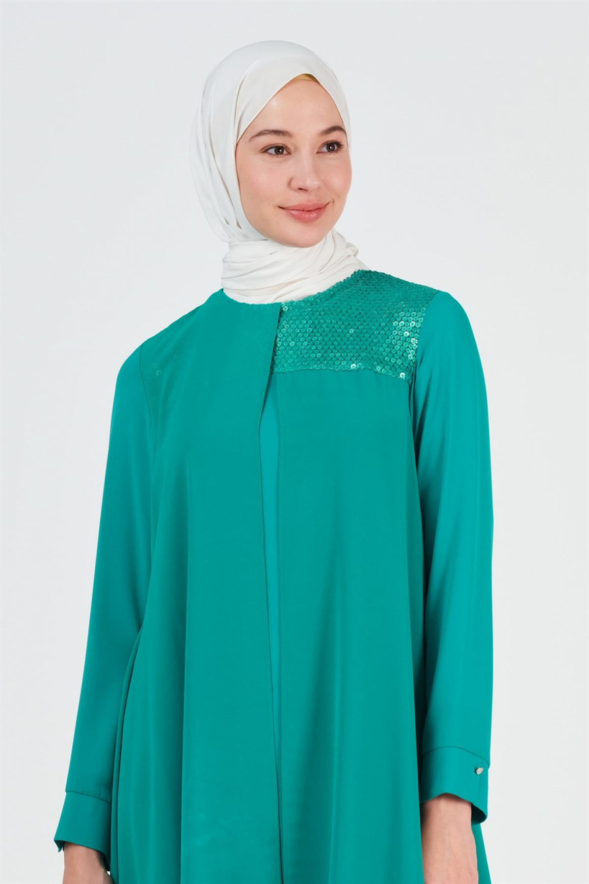 Armine Women's Tunic - 9Y4831 Green